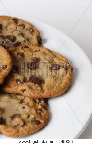 Chocolate Chip[ Cookies
