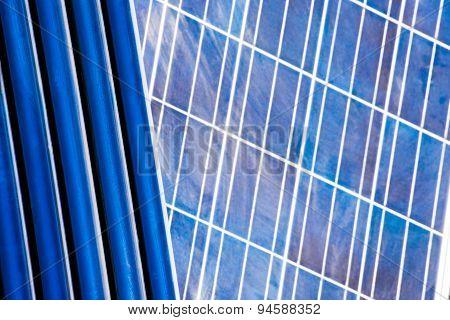 Solar Geyser Tubes And Solar Pannerl