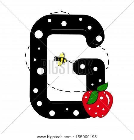 Alphabet Buzzer G