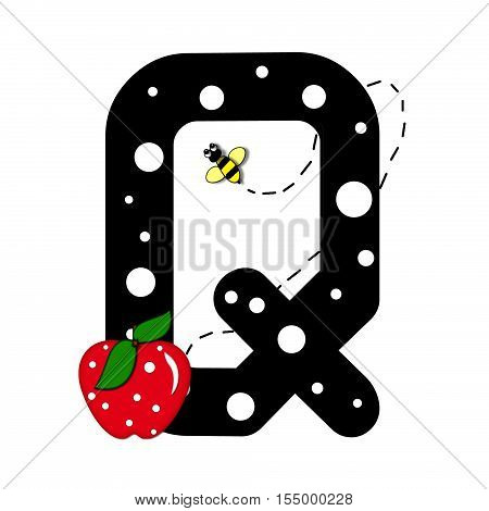 Alphabet Buzzer W