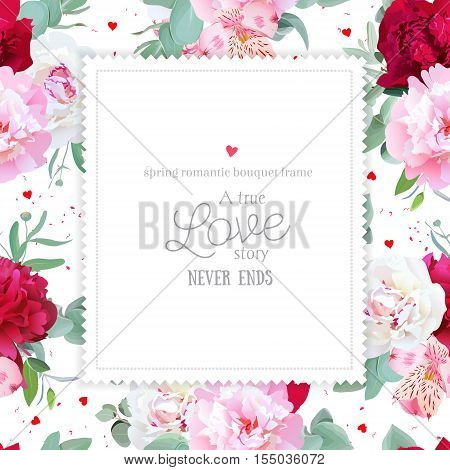 Romantic Floral Vector & Photo (Free Trial) | Bigstock