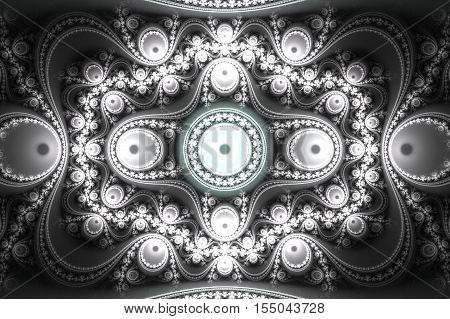 Fractal line. Fractal background. Fractal pattern. Fractal art. Fractal design. Fractal ornament