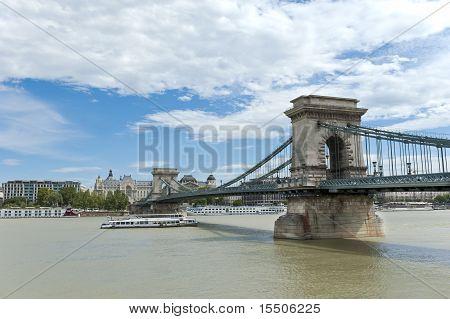 The Chain Bridge, Budapest
