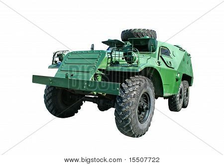Armoured personnel carrier