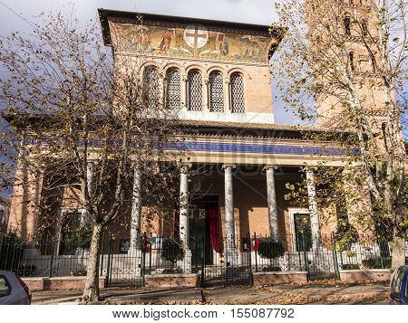 Basilica Di Santa Croce A Via Flamini