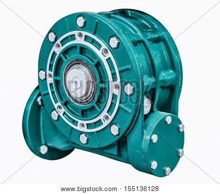 Worm Gear Motor  Image & Photo (Free Trial) | Bigstock