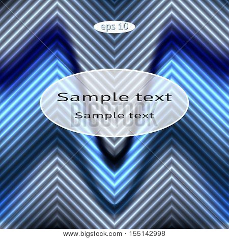 Abstract vector background with place for your text.