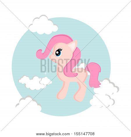 Princess Pony Vector