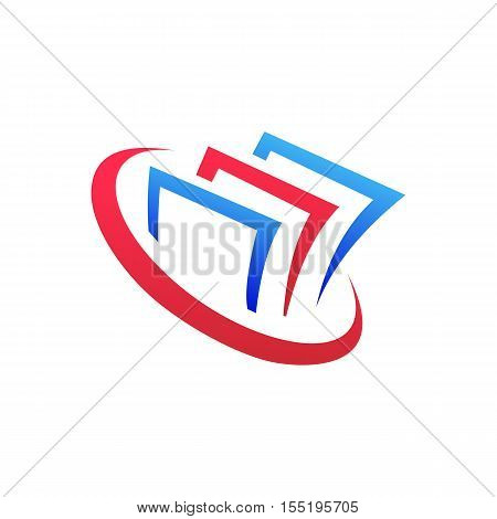 Book Publisher and printing business logo design, vector illustration