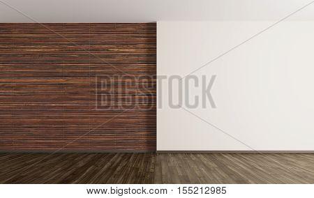 Interior Background 3D Render