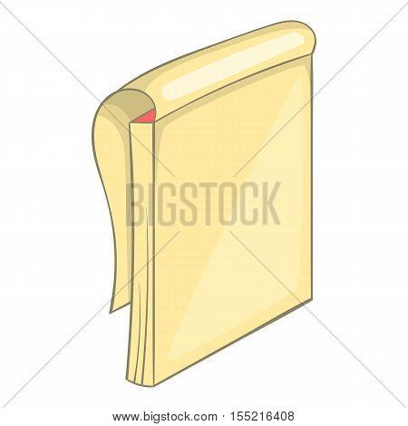 Album for drawing icon. Cartoon illustration of album for drawing vector icon for web design