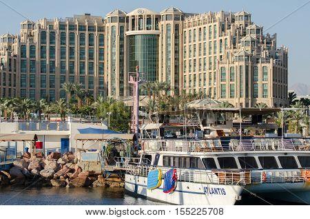 Hotel Hilton Eilat Queen Of Sheba.