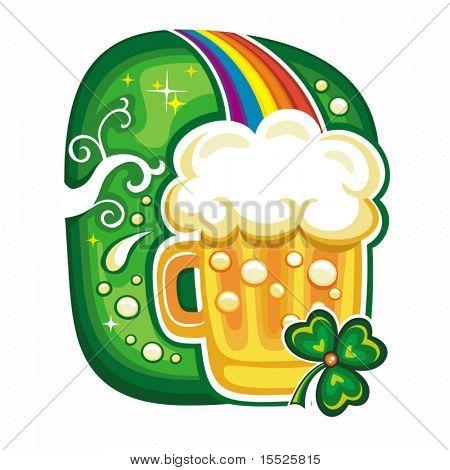 St. Patrick's Day icon series 3