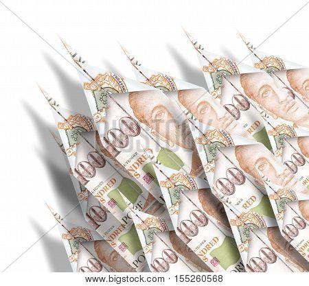 Money Paper Planes