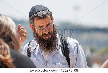 Jewish Religious Men
