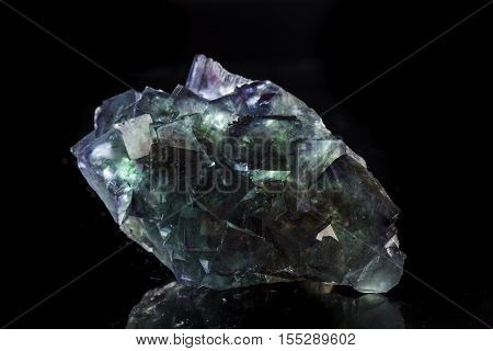 stone fluorite mineral specimen the natural geology