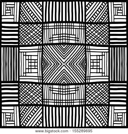 Zentangle Pattern  Vector & Photo (Free Trial) | Bigstock