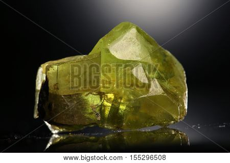 peridot stone mineral specimen the natural geology