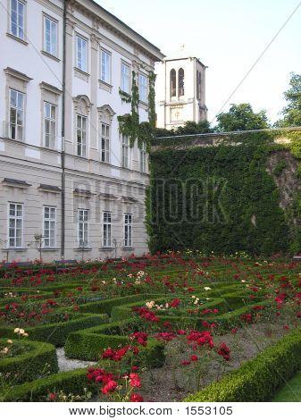 Austrian Garden Maze