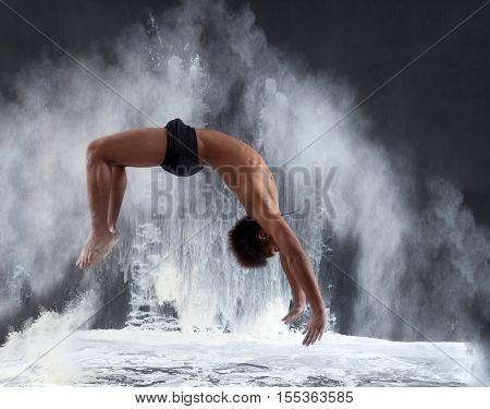 Contemporary Dance Concept
