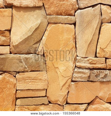 modern slab slate stone wall background. stone wall texture and background