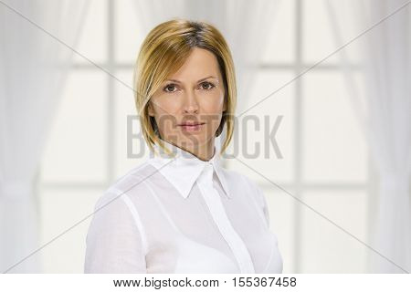 FORTY YEARS OLD WOMAN