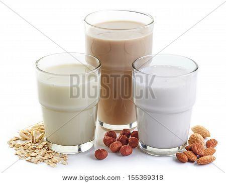 Different Vegan Milk