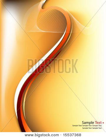 vector futuristic elegant design
