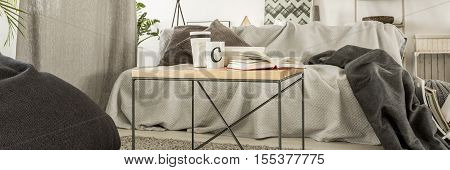 Coffee Table In Room
