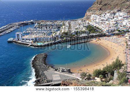 Mogan, Gran Canaria