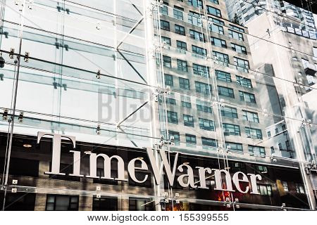 Time Warner Inc Building