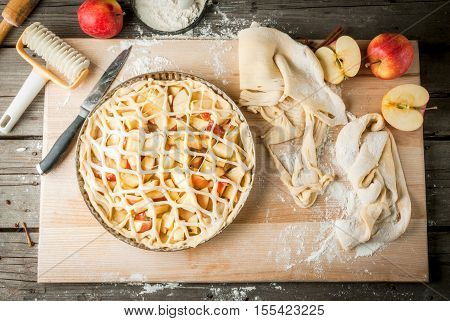 Cooking Apple Pie