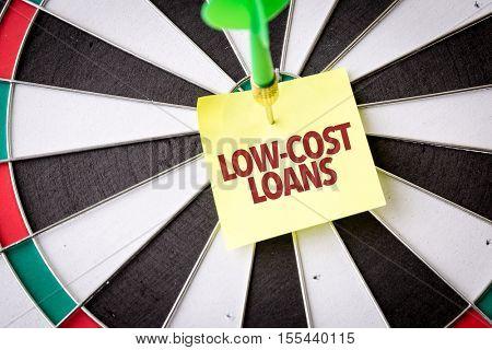 Low-Cost Loans