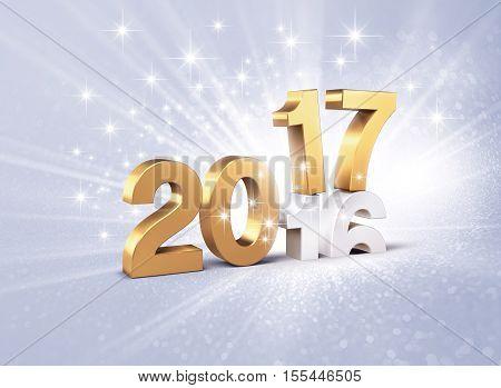 2017 Festive Greeting Card