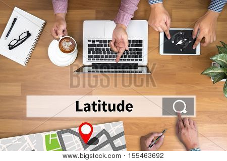 People Talk Adventure Compass Longitude Latitude Navigation Direction Route Navigation