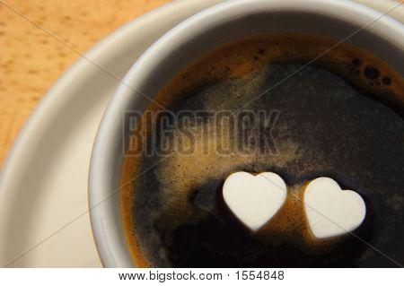Hearts And Coffee
