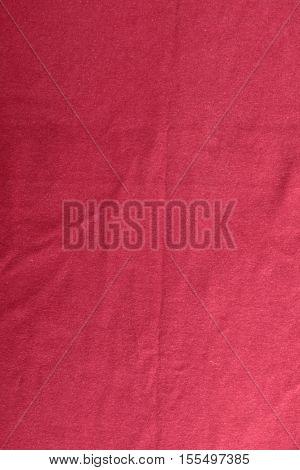Empty fabric textile texture background