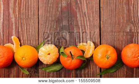 fresh mandarin oranges fruit