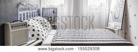 Bright Little Bedroom