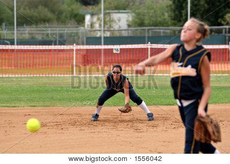 Fielding Shortstop