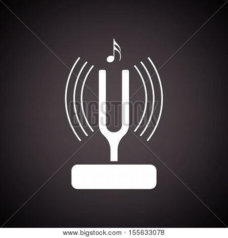 Tuning Fork Icon
