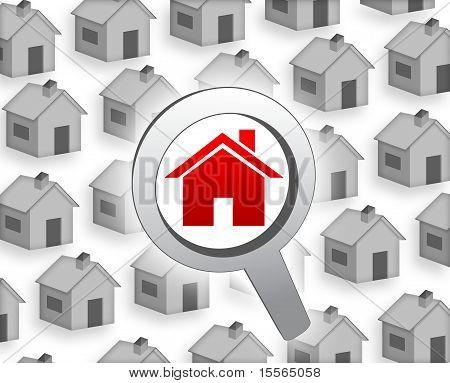 Znaleźć dom