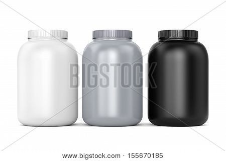 Three Sport Supplements Can