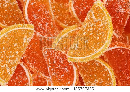 Colorful marmalade background. Colorful background food background sweet background. Colorful sweets background. Colorful marmalade background. Sweet food background. Sugary marmalade background.