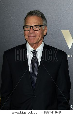 LOS ANGELES - NOV 6:  David Permut at the 20th Annual Hollywood Film Awards  at Beverly Hilton Hotel on November 6, 2016 in Beverly Hills, CA