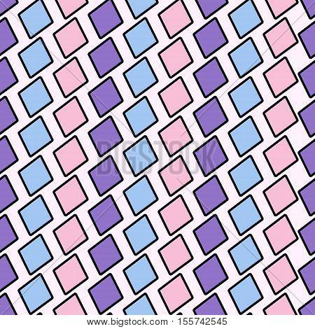 Stylish fashion pattern vector elegant background, illustration