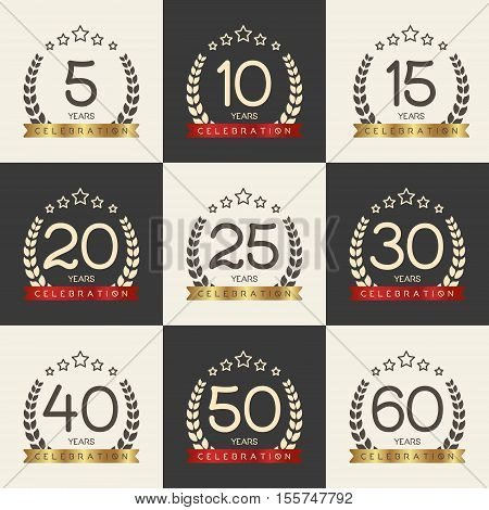 Vector Set Vector Photo Free Trial Bigstock