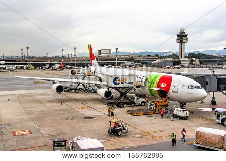 Tap Portugal Airbus A340
