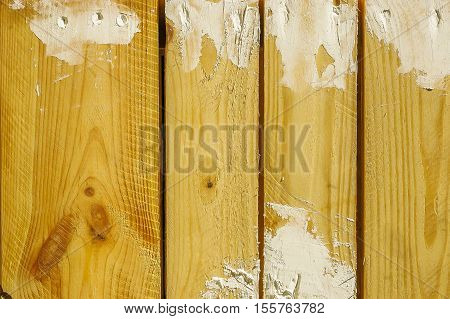 Photo of natural wooden texture suitable for background