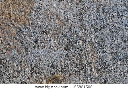 Grey Coarse Concrete Stone Wall Texture, Horizontal Macro Closeup Old Aged Weathered Detailed Natural ay Rustic Textured Grungy Stonewall Background Pattern Detail, Blank Empty Vintage Copy Space, Red, Beige, Yellow, Reddish Grunge Limestone Dolomite Hard